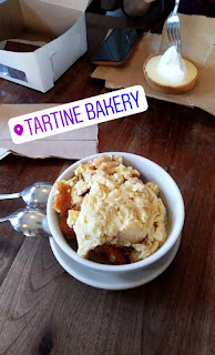 Tartine Bakery, Mission District w San Francisco