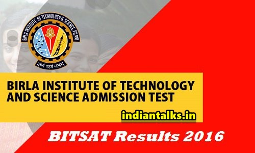 BITSAT-Results-2016