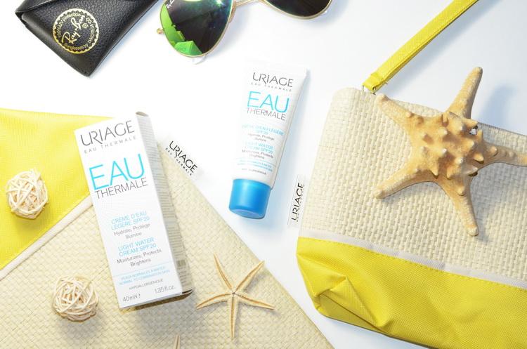 солнцезащитный крем для города Uriage Eau Thermale Light Water Cream SPF 20
