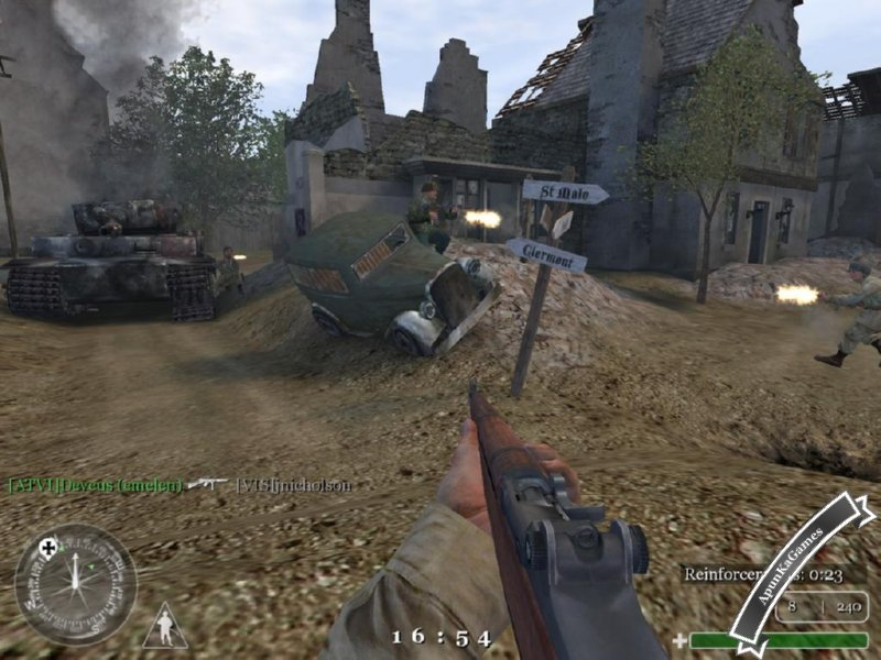 Download call of duty 3 full version pc.