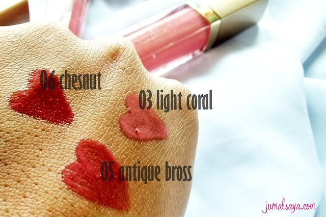 liquid lipstick glossy non matte