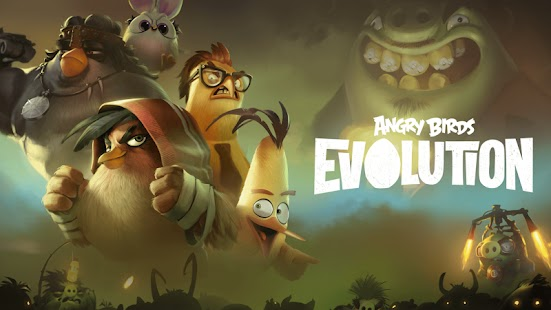 Angry Birds Evolution Apk+Data Free on Android Game Download