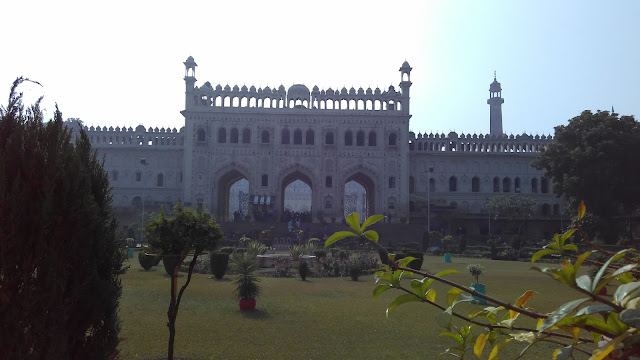 lucknow monuments
