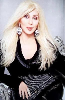 Foto de Cher con nuevo look