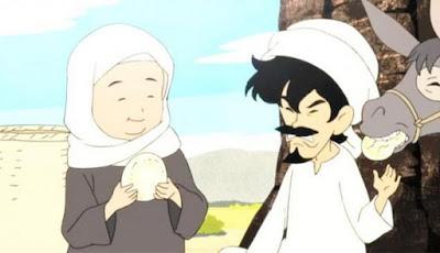 Animasi asal Arab Saudi masuki Jepang
