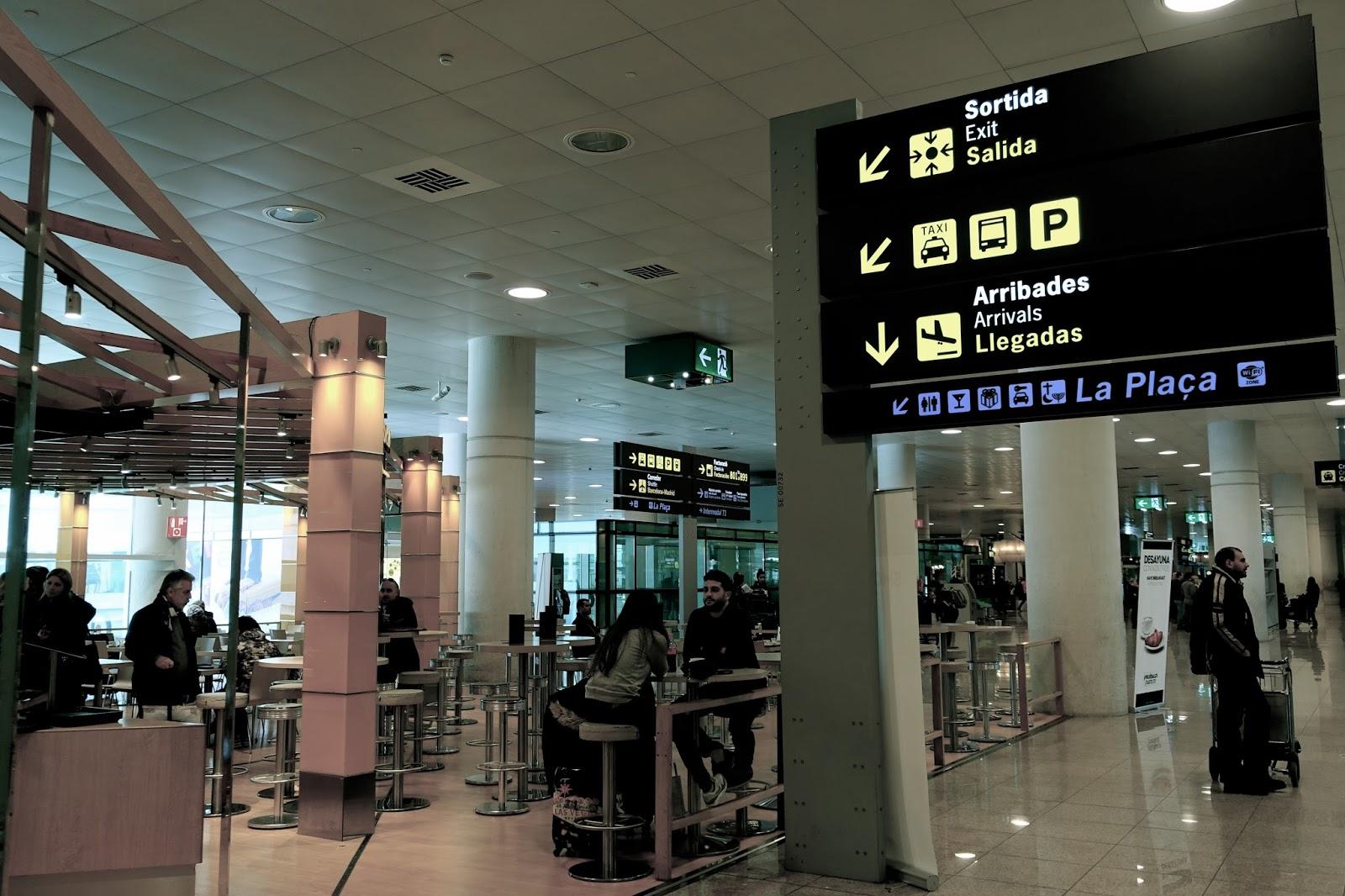 バルセロナ=エル・プラット空港