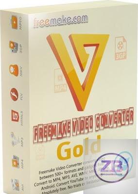 Freemake Video Converter 4.1.10.16 Gold Pack Serial Key Download Free