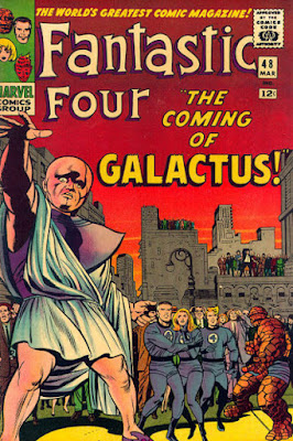 Fantastic Four #48, The Coming of Galactus
