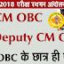 CM OBC, डिप्टी CM OBC और OBC के छात्र ही पीड़ित