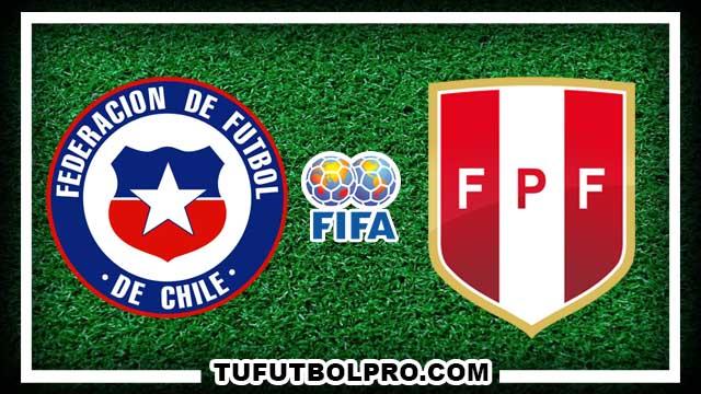 Ver Chile vs Perú EN VIVO Gratis Por Internet Hoy 11 de Octubre 2016