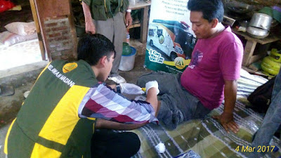 Mobile Clinic Amal Madani Indonesia