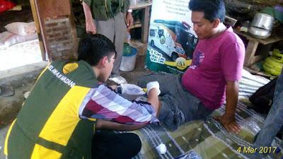 Mobile Clinic Amal Madani Indonesia