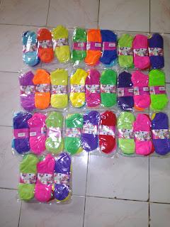 kaos kaki neon sock