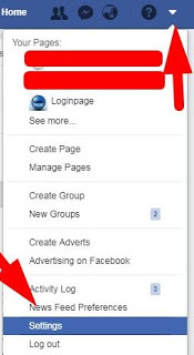 Changing My Password On Facebook Tutorial