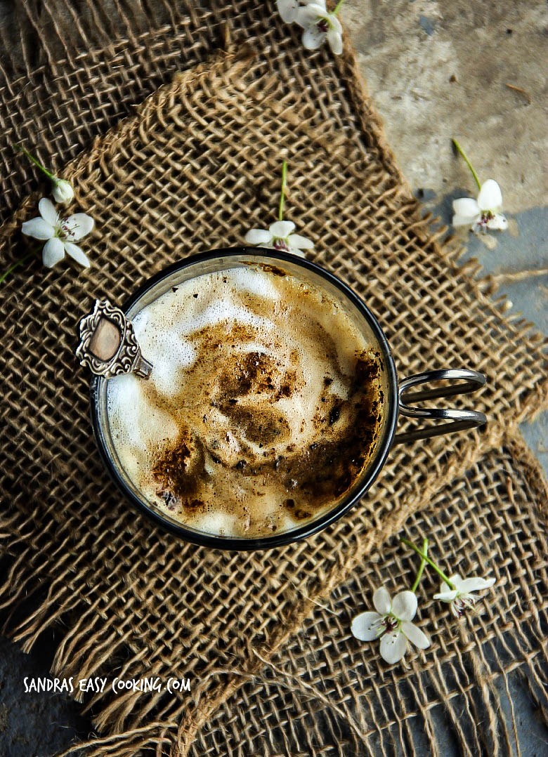 Java Chai Latte #Recipe #homemade