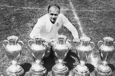 Alfredo Di Stéfano Real Madrid