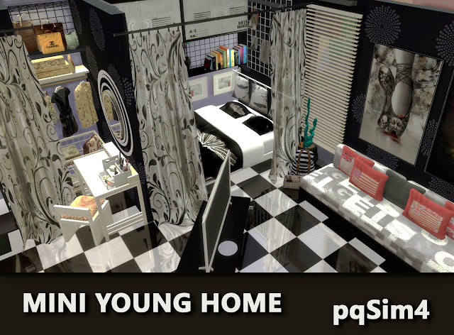 Mini Young Home.Interior 7