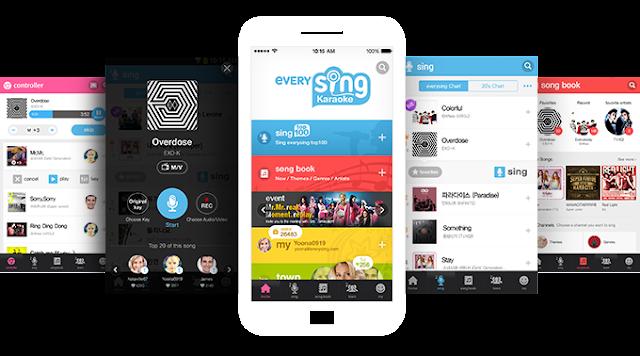 Menjadi Bintang Kpop Melalui Aplikasi Everysing