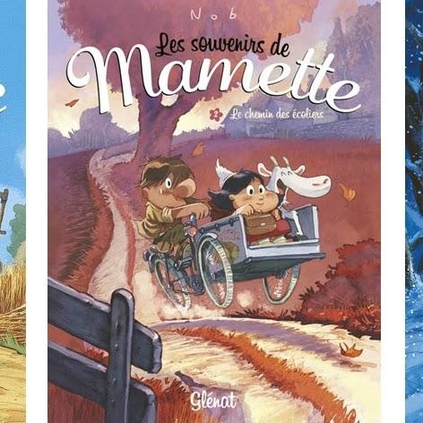 Les souvenirs de Mamette, La vie aux champs de Nob