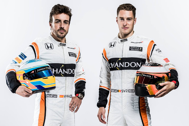 suka Warna mobil McLaren F1.