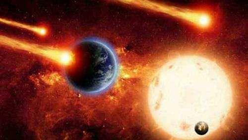 عـــــــاجل ...ربي استرنا ... كوكب نيبيرو يقترب من الارض و سيصطدم بها و تنتهي الحياة نهاية العالم يوم .... القادم
