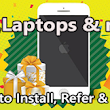Refer and Win iPhones, Laptops and TV's