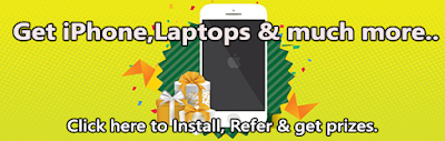 Click here to refer and win iPhone