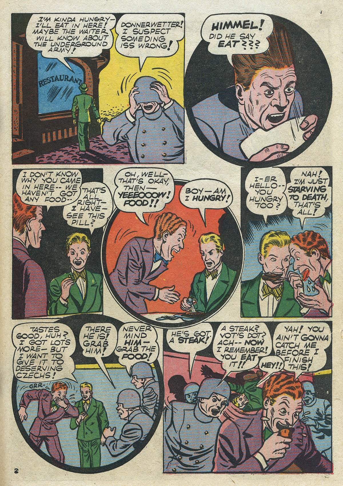 Read online All-Star Comics comic -  Issue #14 - 52