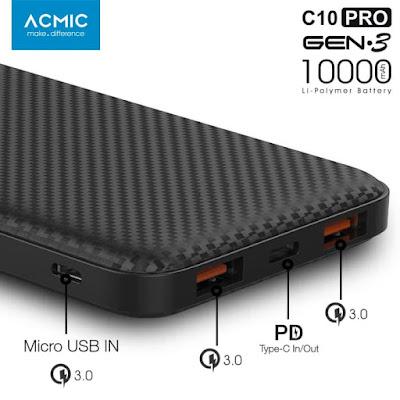 Acmic C10 Pro