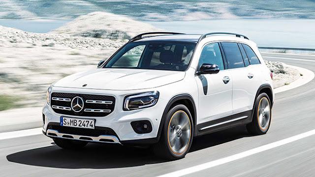 Mercedes-Benz GLB thế hệ mới công bố giá bán chính thức tại Mỹ