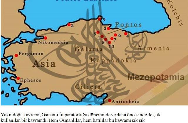 Ο εκτουρκισμός Ελλήνων, Κούρδων, Αρμενίων και Συρίων στην Εγγύς Ανατολή