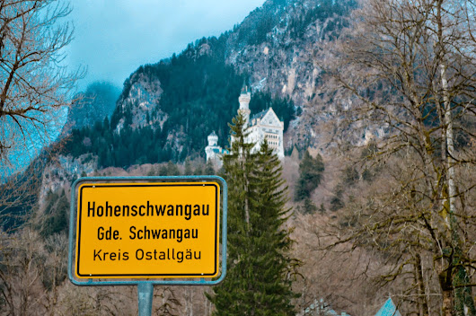From To Neuschwanstein
