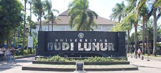 Pendaftaran Kuliah Kuliah Karyawan/Eksekutif Universitas Budi Luhur (UBL)