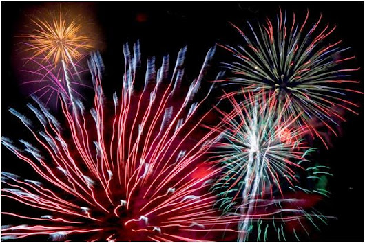 Where Can I See the Fireworks in Moore County, North Carolina?