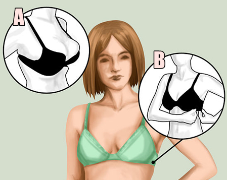 bra fitting guide measure size