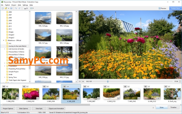 PicturesToExe Deluxe Free Download Full Latest Version
