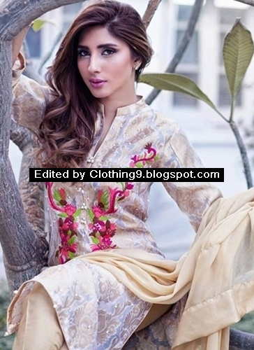 Agha Noor Luxury Kurtas Collection 2016