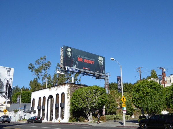 Mr Robot season 2 fyc billboard