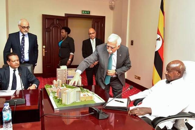 Aga Khan To Erect Multibillion Ultra Modern Hospital In Uganda