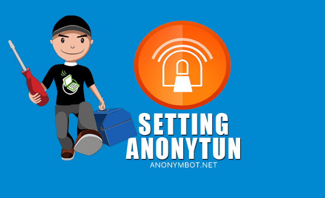 Internet Gratis dengan aplikasi anonytun android kartu three 3 axis telkomsel indosat XL