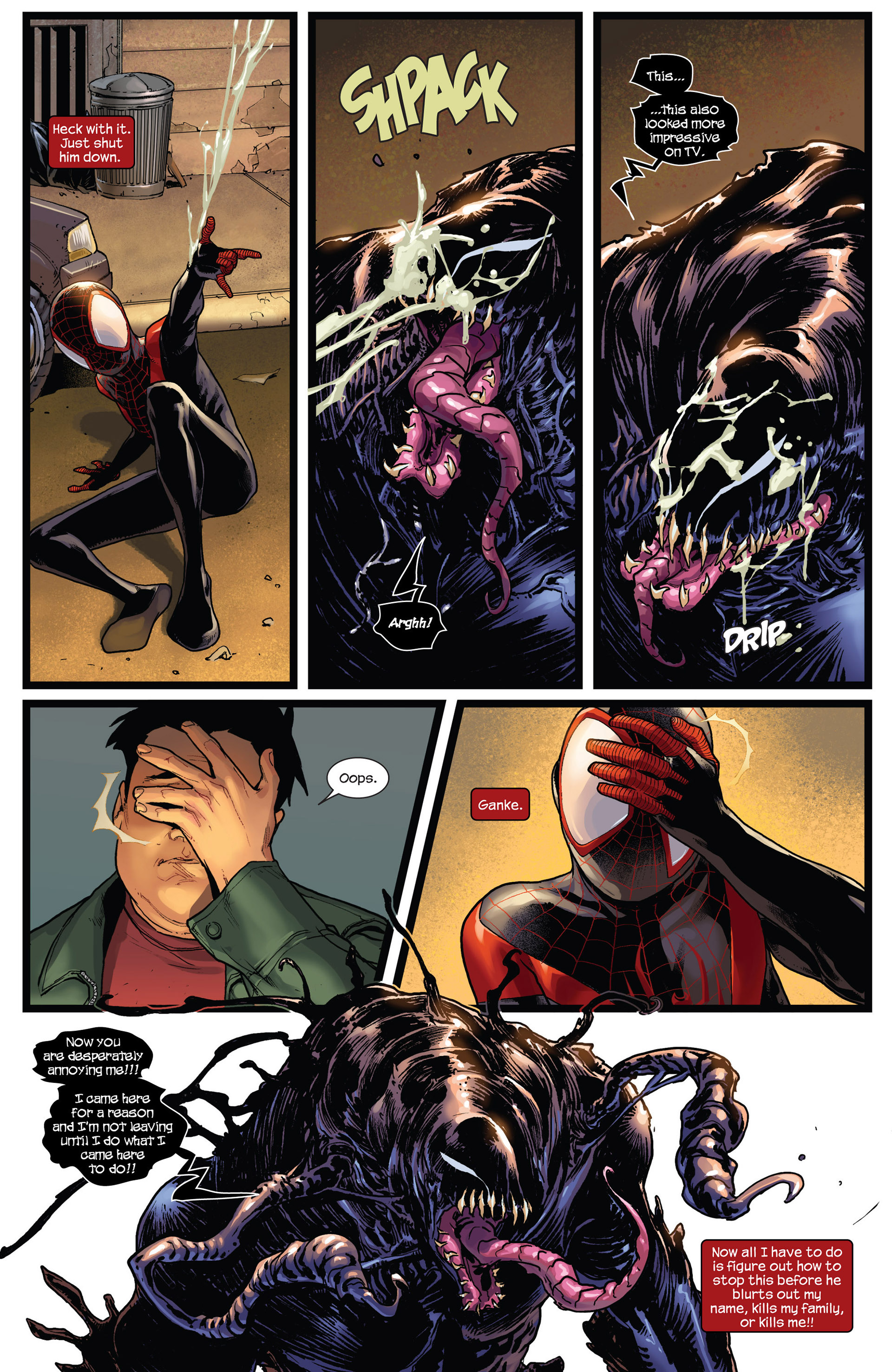 Read online Ultimate Comics Spider-Man (2011) comic -  Issue #20 - 8