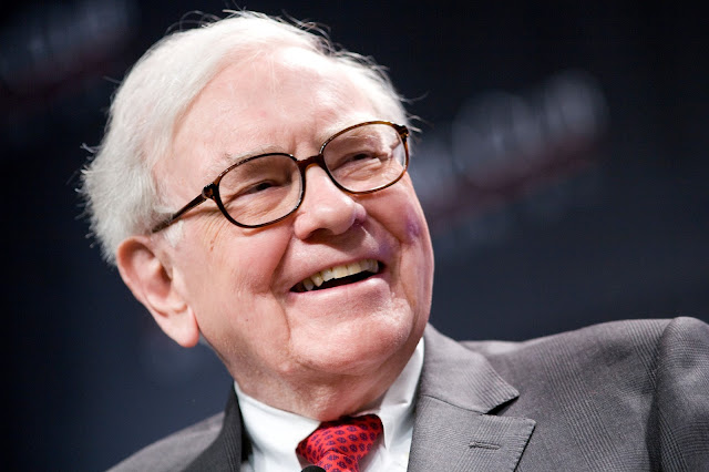 Warren Buffett Net Worth - $64.7 Billion