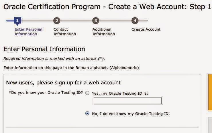 How To Register And Buy Oracle Java Certification Exam Scjpocpjp