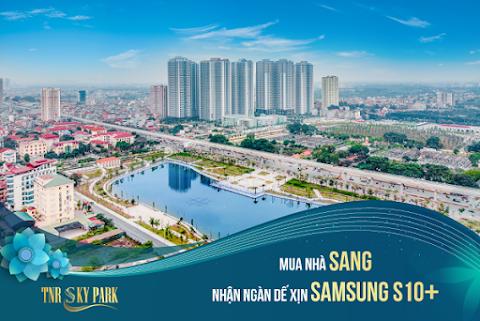 Giới thiệu chi tiết nhất về Chung cư TNR Goldmark City