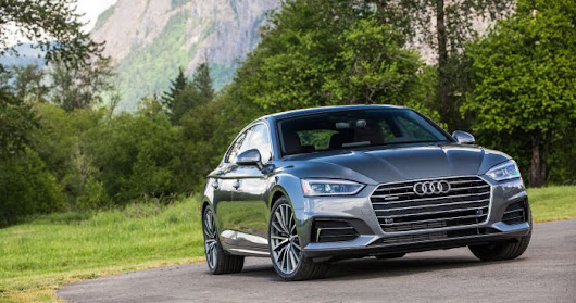 Audi A5 The Best Budget Luxury Car Of 2018-2019