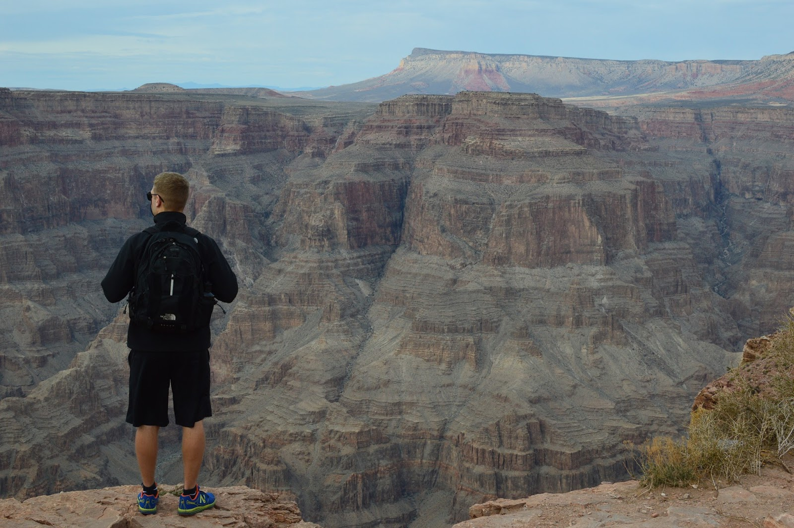 how to see the grand canyon when you are in vegas