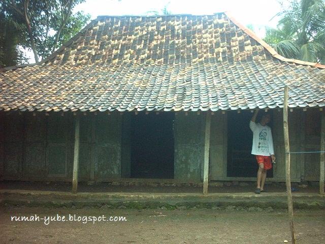 rumah tradisional pacitan
