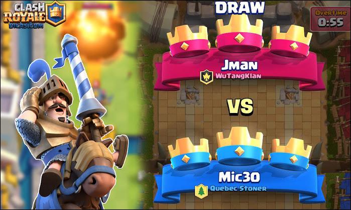 Batalha Bizarra: Empate com 3 Coroas - 1