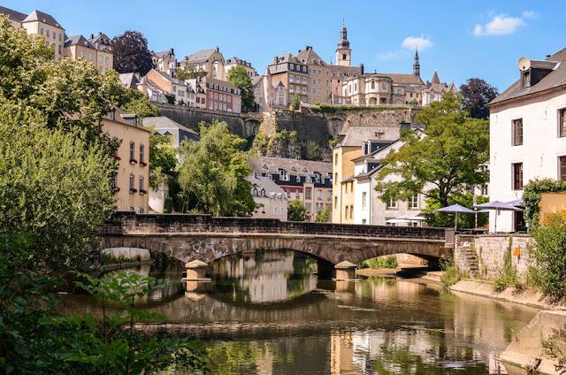 Mosela, Luxemburgo