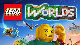 Lego Worlds podría amenazar a MInecraft